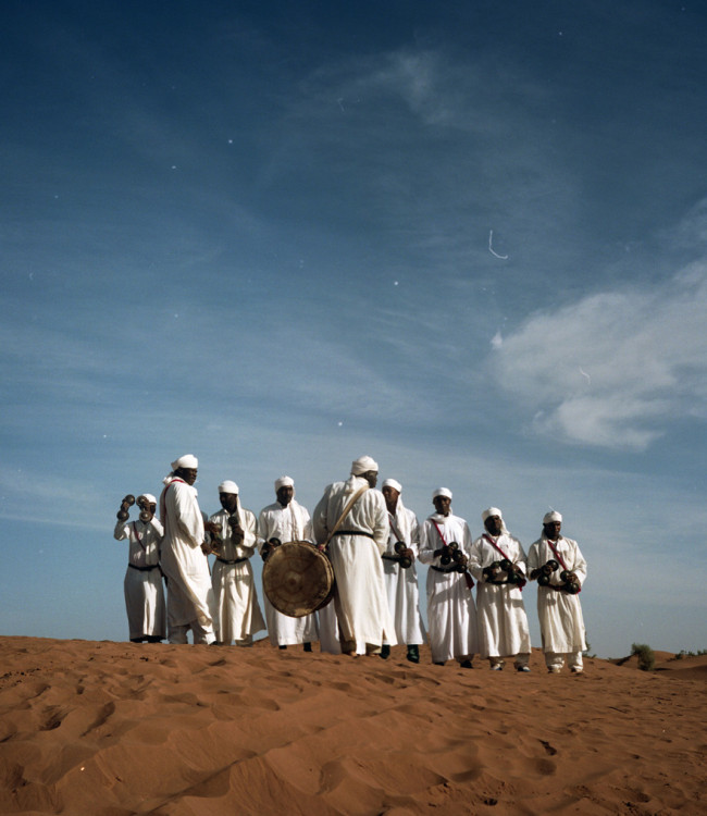 Hymn of the Sahara